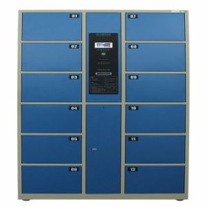 De super Elektronische Kast van de Kwaliteit voor de Kast van de Garderobe van de Opslag van de Zelfbediening van het Park van het Water