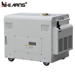 prezzo raffreddato ad aria del gruppo elettrogeno di potenza di motore diesel 6kw (DG8500SE)