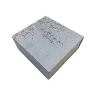 De populaire Vouwbare Kleding die van het Ontwerp Vouwend het Vakje van de Gift van het Document verpakken