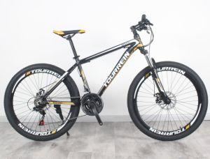 Châssis en acier de 26 pouces fourche à suspension 21SPD Vélo de montagne
