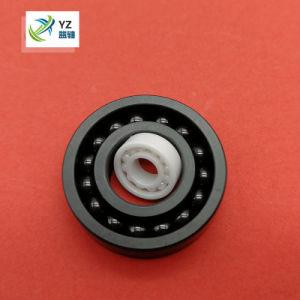 Zro2 Si3N4 606 Rodamiento cerámico completa en miniatura