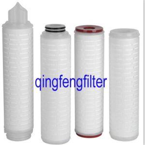Pp plooiden de Patroon van de Filter voor Filter van de Patroon van de Filter van het Water de Systeem Geplooide