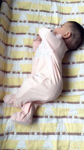 Infanti Sleepsack lavorato a maglia cotone