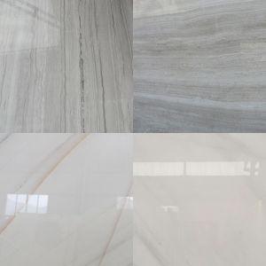 El mármol blanco italiano Statuarrieto/Carrara/nieve/Calacutta/Pulido Pulido Baldosas y losas/encimeras de cocina/baño/pared