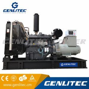 Reeks van de Generator 700kVA 560kw van Wudong de Dieselmotor Aangedreven Elektrische