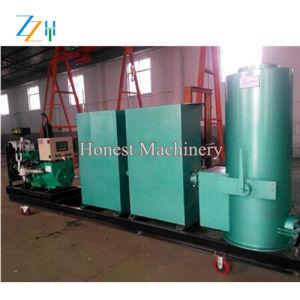 La Chine fournisseur gazogène de biomasse pour la vente / riz électrique gazogène Husk