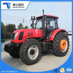 4WD Grote/Hoge Paardekracht 180HP/de Landbouw/de Landbouw/Tractor van Agri/van het Landbouwbedrijf
