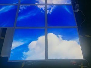 1200X600mm 60W de Verlichting van het Blauwe LEIDENE van de Hemel Comité van het Plafond