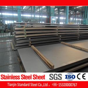 L'AISI 304n Ss de la plaque d'ensemencement de Shanghai (0Cr19Ni9N)
