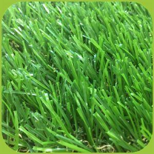 Natur-künstlicher landschaftlich verschönerngarten-gefälschter Gras-Rasen