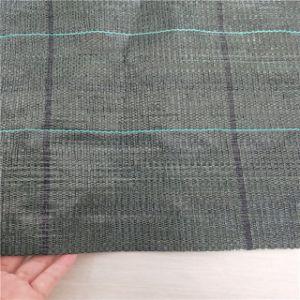Рр Spunbond Sugrand Соткана ткань борьбы с сорняками черный с УФ фильтром 90GSM