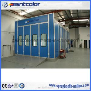 Oceania Standard carro popular de Pintura da cabine de pintura Personalizado Profissional Fabricante de aquecimento de gasóleo com sistema de filtragem