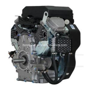 販売のためのガソリンエンジン20HPの空気Cooldの対シリンダー