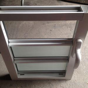 Ручное управление алюминиевый корпус из алюминия затвора слепых ролик Shutter алюминиевые жалюзи