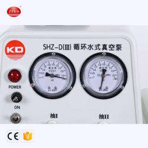 Mini pulsometro elettrico dell'aria del laboratorio