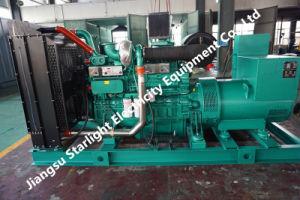 165kw Groupe électrogène diesel électrique avec moteur 4 temps Yuchai YC6g205L-D20