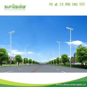 120W en una sola calle la luz solar con el sensor