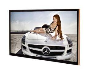 3D de 43 pouces LCD LED du lecteur d'affichage vidéo de la publicité