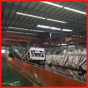 Innenrolltreppe mit Aluminiumlegierung-Kamm-Vorstand (Sn-Es-ID065)
