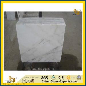 Tegel van de Vloer van het Bouwmateriaal de Goedkope Witte Marmeren