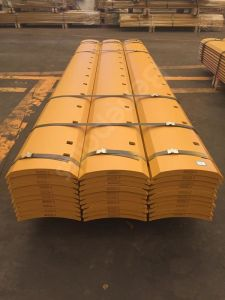 採鉱産業9W6608のブルドーザーの最先端の鋼鉄