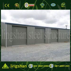 La estructura de bastidor de acero barato con el precio de fábrica