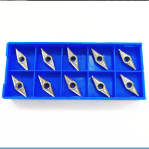 Hartmetall-Prägeeinlage für Aluminiummaterial Vcgt11
