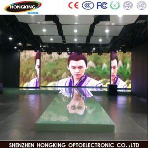 Indoor P4 pleine couleur fixe pour la publicité de l'écran à affichage LED