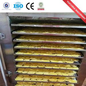 Type de traitement par lot de bananes de micro-ondes pour la coupe de fruits du sécheur