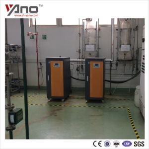 産業電気洗濯の蒸気ボイラ