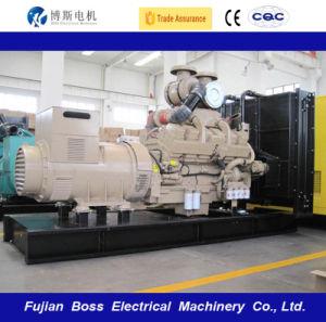 diesel van de Macht van 500kVA 400kw Cummins Open Elektrische Generator