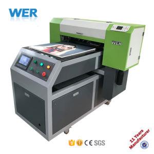 China mejor calidad A1 6090 impresora plana UV LED