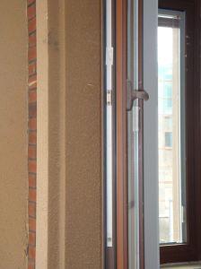 Akp55-Aw03 스테인리스 스크린을%s 가진 알루미늄 여닫이 창 Windows