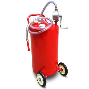 20 галлон бензина Caddy лоток лоток для газа барабаны с двунаправленный ручной насос