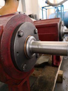 Sulzer Pumpen-Teile Ahlstrom Gehäuse-Abnützung-Ring Zpp 41-500 APP 61-500