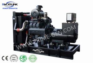 60kVA~500kVA Deutz Powered Tipo Aberto grupo gerador a diesel com marcação CE/ISO