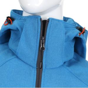 Fermeture à glissière personnalisé d'hiver de 2017 hommes' S Veste de plein air pour l'Alpinisme description du produit
