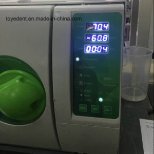 Autoclaaf van de Sterilisator van de klasse B 23L de Tand van Apparatuur van Hosptial van het Laboratorium de Medische Chirurgische