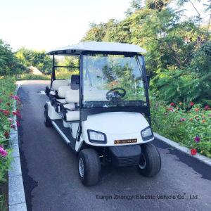 8 Lugares personalizado de Veículo Eléctrico para os carros de golfe e feiras de municípios