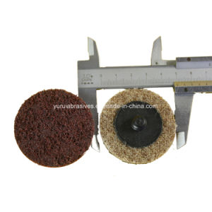 disco abrasivo della falda di 3  Roloc per trasformista