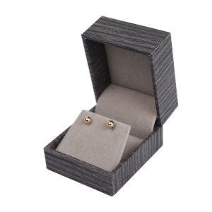 محارة جوهرة بلاستيكيّة حلق مجوهرات هبة يعبّئ [جولّري بوإكس]