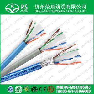 UTP CAT6 de bajo coste de cable LAN de la CCA con la RCP aprobado