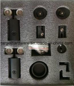 引き戸システム(SF90-Q1)が付いている明確な緩和されたガラスのシャワー室