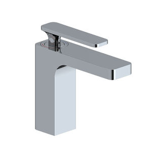 最も新しい様式の正方形の真鍮の浴室の洗面器のコック