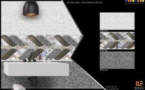 Nieuwe Ceramische Verglaasde Tegel 250*400mm van de Muur