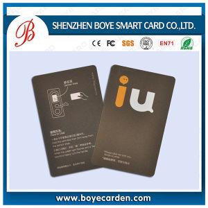 Cr80 RFID PVC Hotel Key Card
