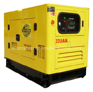 Cdp15kVA Generator с UK Engine Diesel Portable Generator