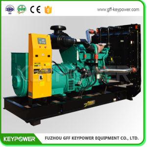 Generatore elettrico del blocco per grafici aperto di Keypower 600kVA con Cummins Engine, alternatore senza spazzola, Auto-Uscito