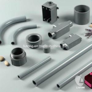 De plastic Mannelijke Norm van de Adapter UL651 voor ElektroBuis