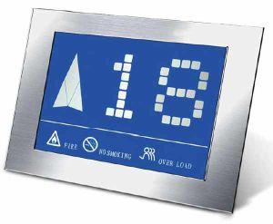 Höhenruder LCD-Bildschirmanzeige 6.4 Inch-heißer Verkauf (SN-DPLA)
